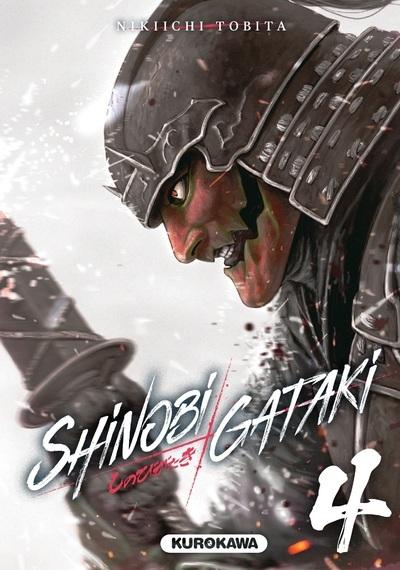 SHINOBI GATAKI - TOME 4