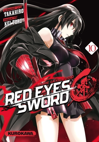 RED EYES SWORD ZERO - TOME 10 - VOL10