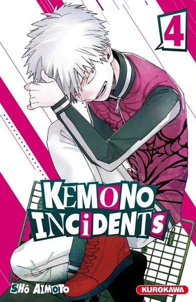 KEMONO INCIDENTS - TOME 4 - VOL04
