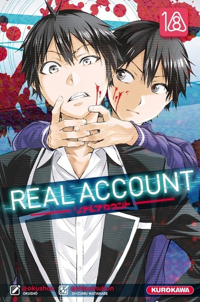 REAL ACCOUNT - TOME 18 - VOL18