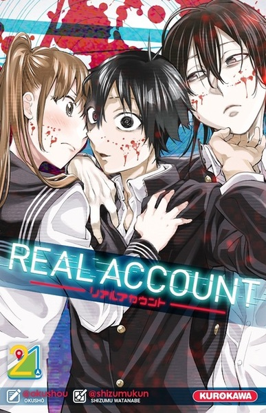 REAL ACCOUNT - TOME 21 - VOL21