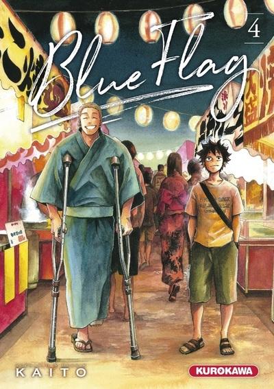 BLUE FLAG - TOME 4 - VOL04
