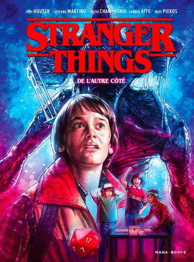 STRANGER THINGS T01 - VOLUME 01