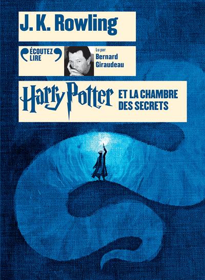HARRY POTTER, II : HARRY POTTER ET LA CHAMBRE DES SECRETS - CD