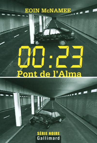 00H23 PONT DE L'ALMA