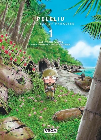 PELELIU - TOME 1 - VOL1
