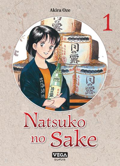 NATSUKO NO SAKE - TOME 1 - VOL01