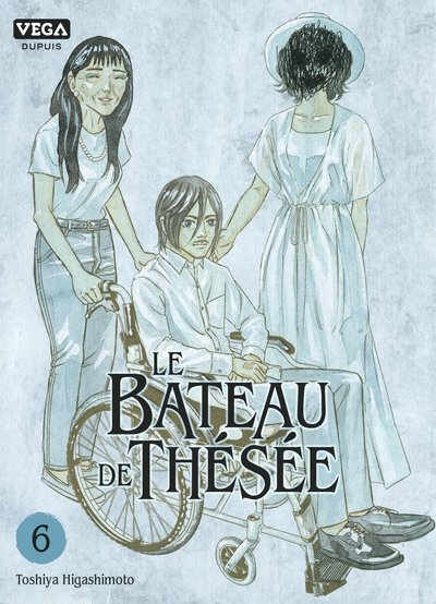 BATEAU DE THESEE - TOME 6