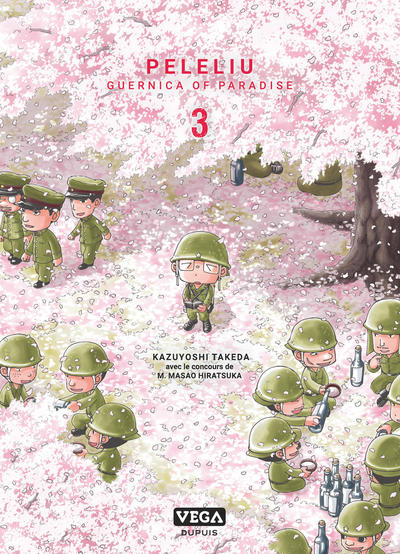 PELELIU, GUERNICA OF PARADISE - TOME 3 / EDITION SPECIALE (A PRIX REDUIT)