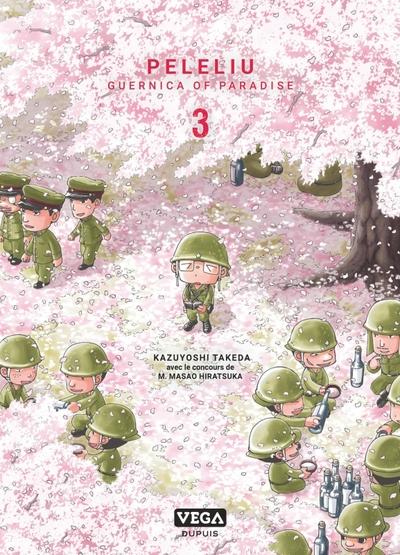 PELELIU - TOME 3 - VOL3