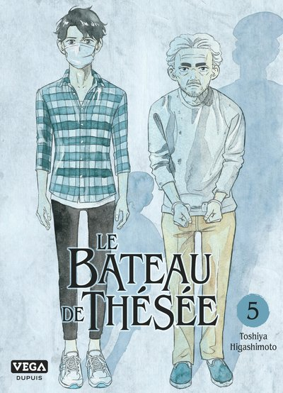 BATEAU DE THESEE - TOME 5 - VOL05