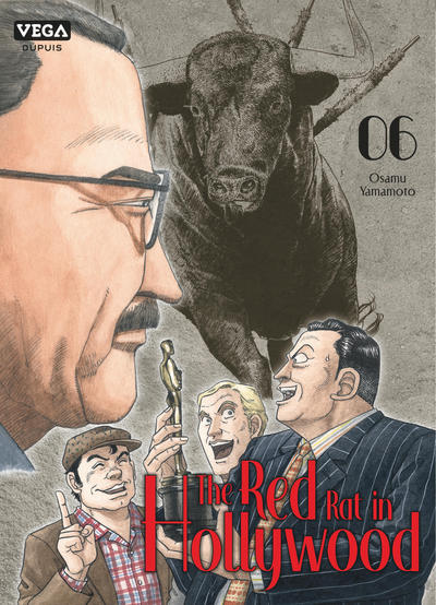 THE RED RAT IN HOLLYWOOD - TOME 6
