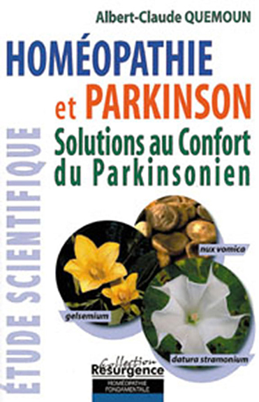 HOMEOPATHIE ET PARKINSON