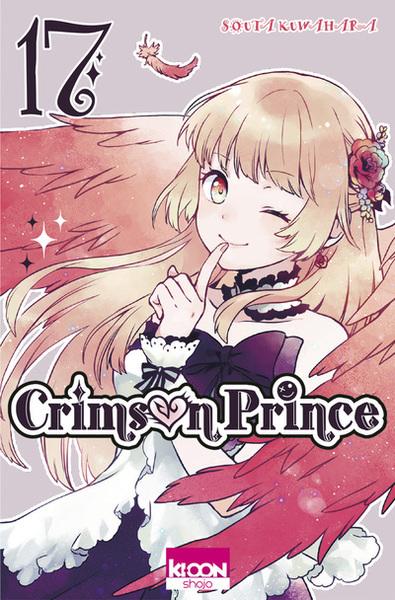 CRIMSON PRINCE T17 - VOL17