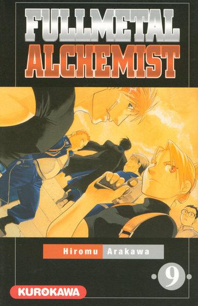 FULLMETAL ALCHEMIST T09