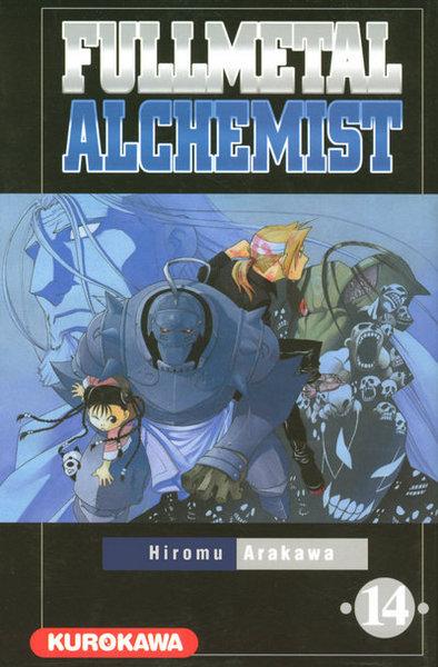 FULLMETAL ALCHEMIST T14