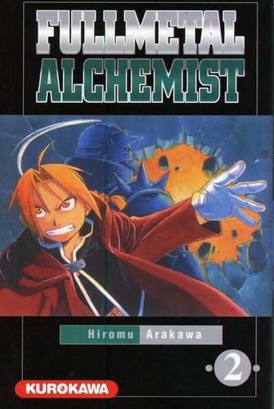 FULLMETAL ALCHEMIST T02