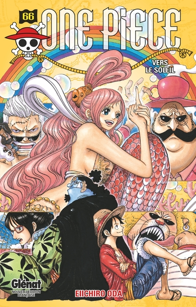 ONE PIECE - TOME 66