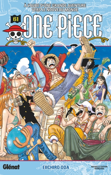 ONE PIECE - TOME 61