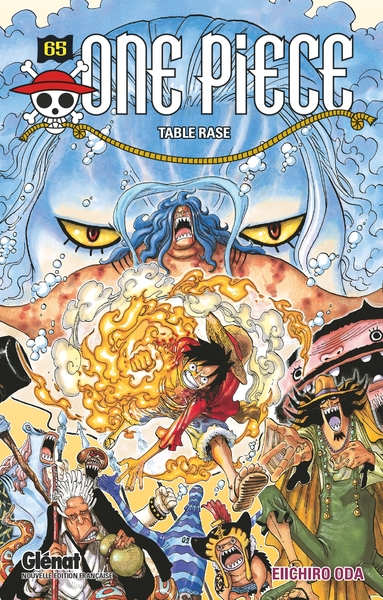 ONE PIECE - TOME 65