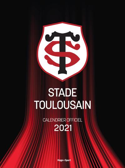 CALENDRIER MURAL STADE TOULOUSAIN 2021