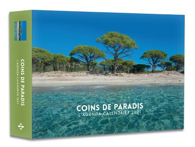 L´AGENDA-CALENDRIER COINS DE PARADIS 2021
