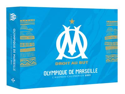 L´AGENDA-CALENDRIER OLYMPIQUE DE MARSEILLE 2021