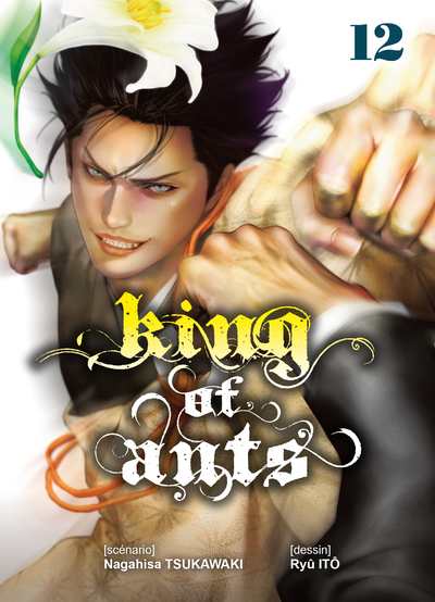 KING OF ANTS T12 - VOL12