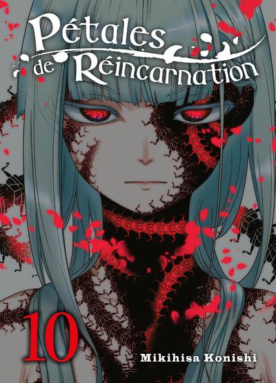 PETALES DE REINCARNATION T10 - VOL10