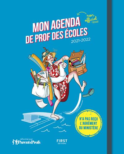MON AGENDA DE PROF DES ECOLES 2021-2022