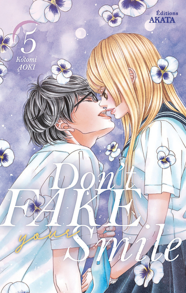 DON ´T FAKE YOUR SMILE - TOME 5