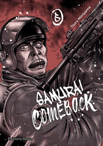 SAMURAI COMEBACK - TOME 5 - VOL05