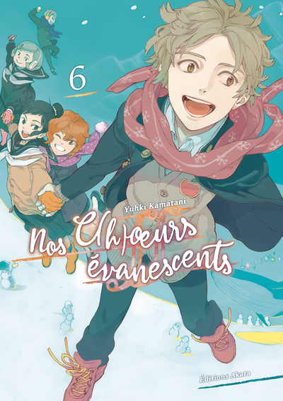 NOS C(H)OEURS EVANESCENTS - TOME 6 - VOL06