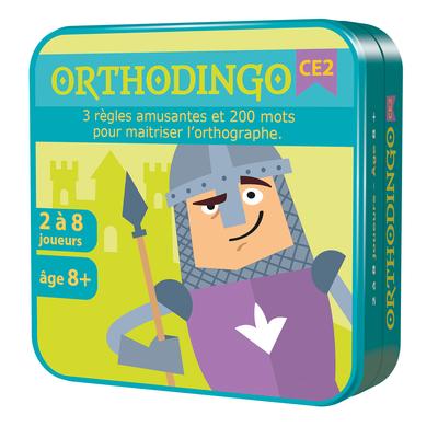 ORTHODINGO CE2