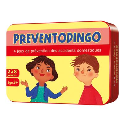 PREVENTODINGO ACCIDENTS DOMESTIQUES