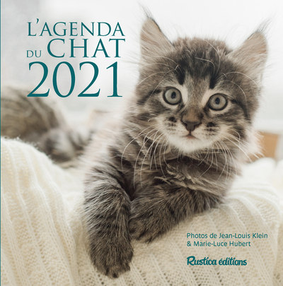 L´AGENDA DU CHAT 2021