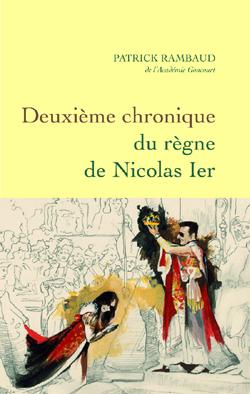 DEUXIEME CHRONIQUE DU REGNE DE NICOLAS IER
