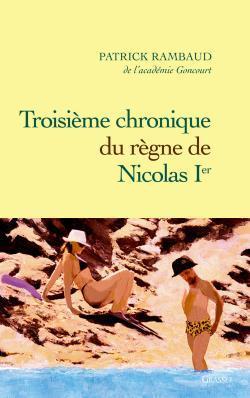TROISIEME CHRONIQUE DU REGNE DE NICOLAS IER