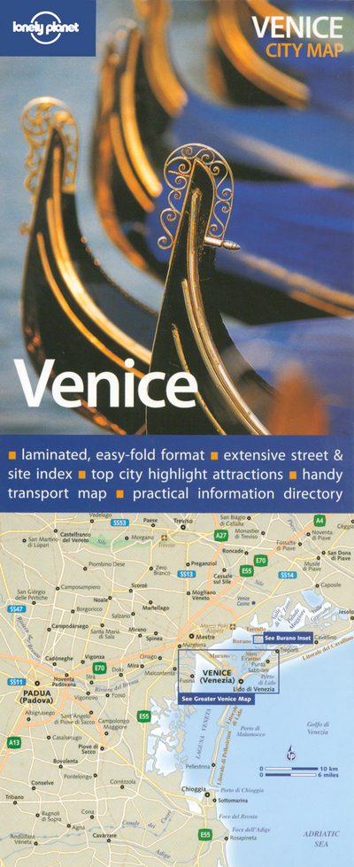VENICE CITY MAP 1ED -ANGLAIS-