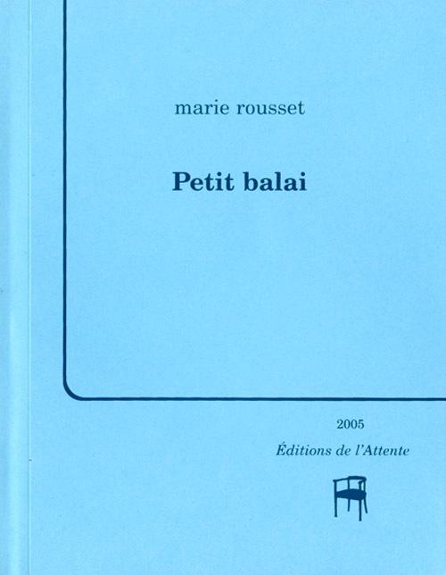 PETIT BALAI