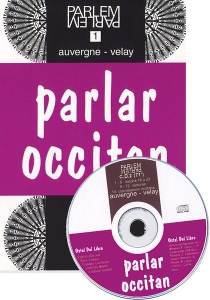 PARLAR OCCITAN AUVERGNE VELAY AVEC 2 CD
