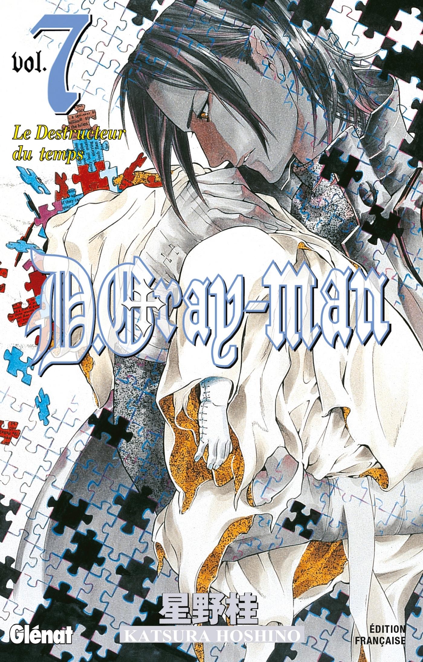 D.GRAY-MAN - EDITION ORIGINALE - TOME 07