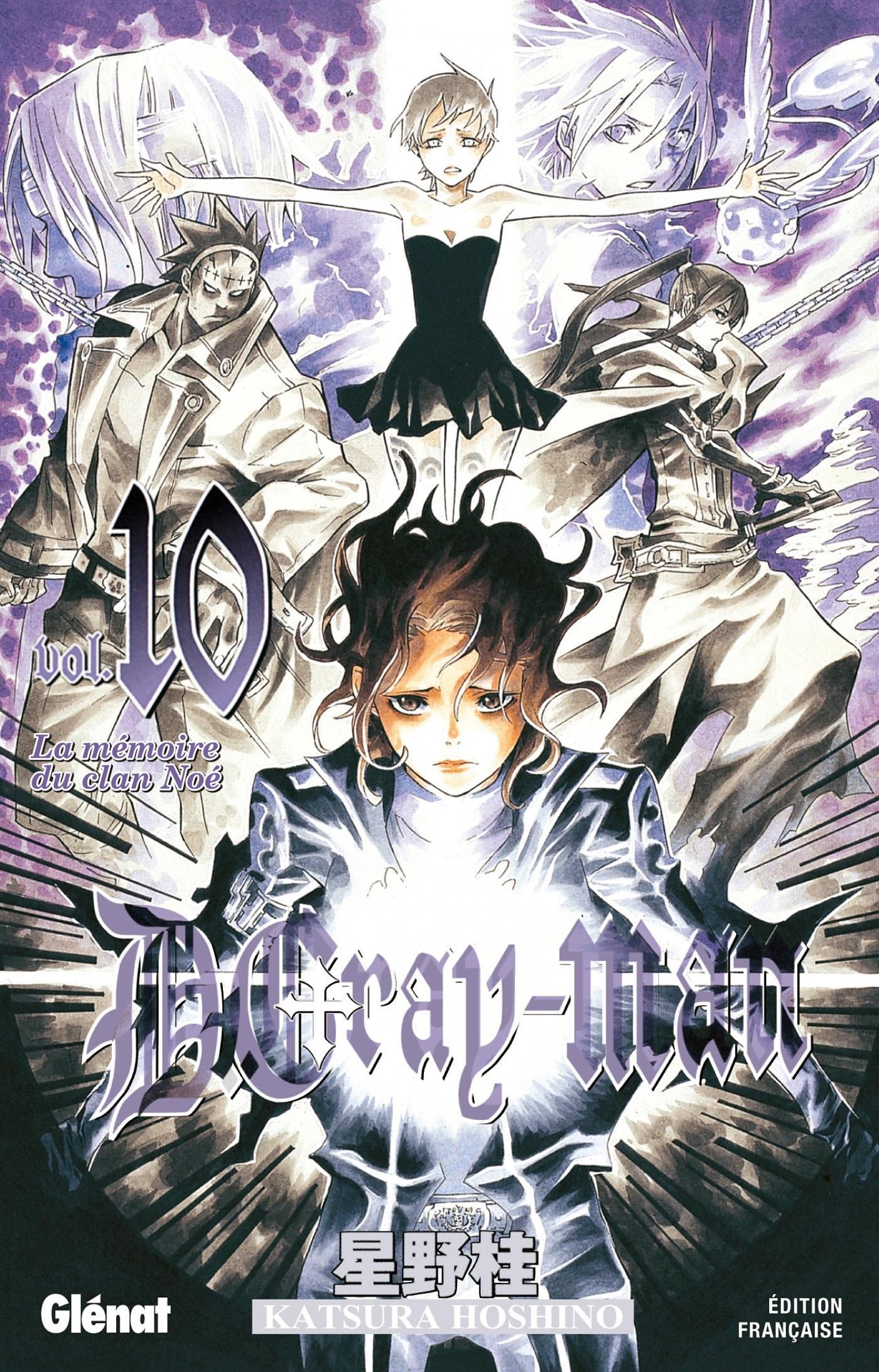 D.GRAY-MAN - EDITION ORIGINALE - TOME 10