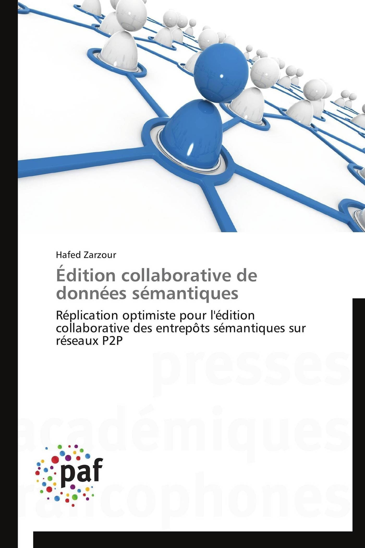 EDITION COLLABORATIVE DE DONNEES SEMANTIQUES
