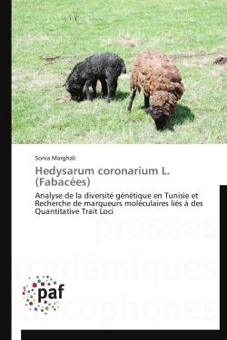 HEDYSARUM CORONARIUM L. (FABACEES)