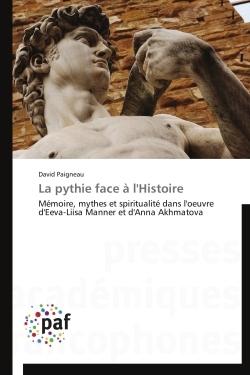 LA PYTHIE FACE A L'HISTOIRE