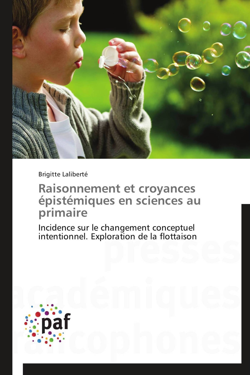 RAISONNEMENT ET CROYANCES EPISTEMIQUES EN SCIENCES AU PRIMAIRE