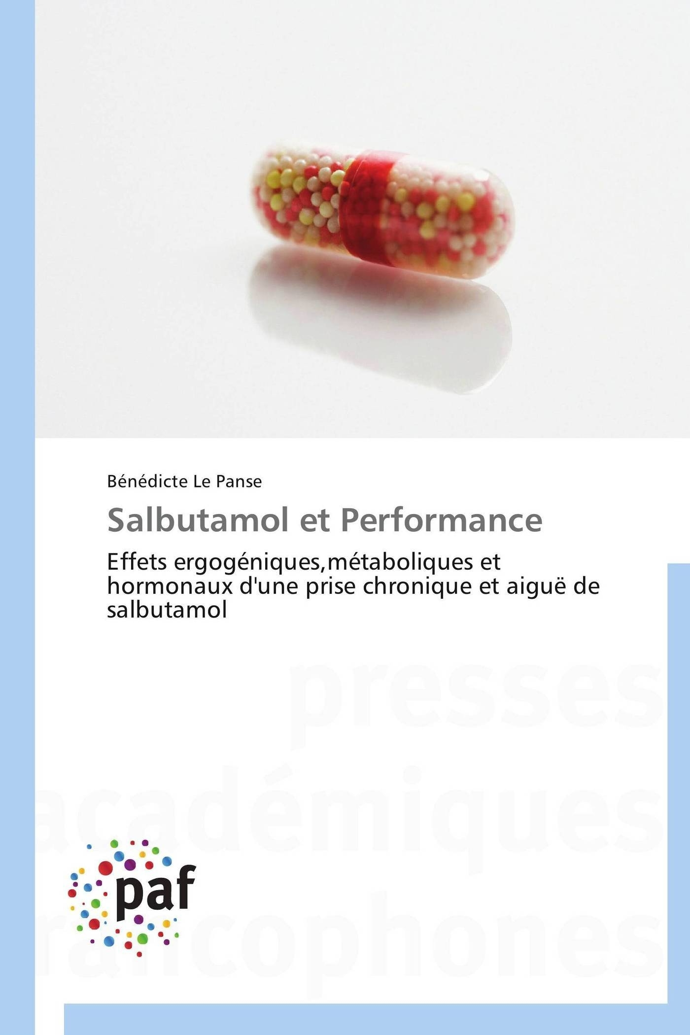 SALBUTAMOL ET PERFORMANCE