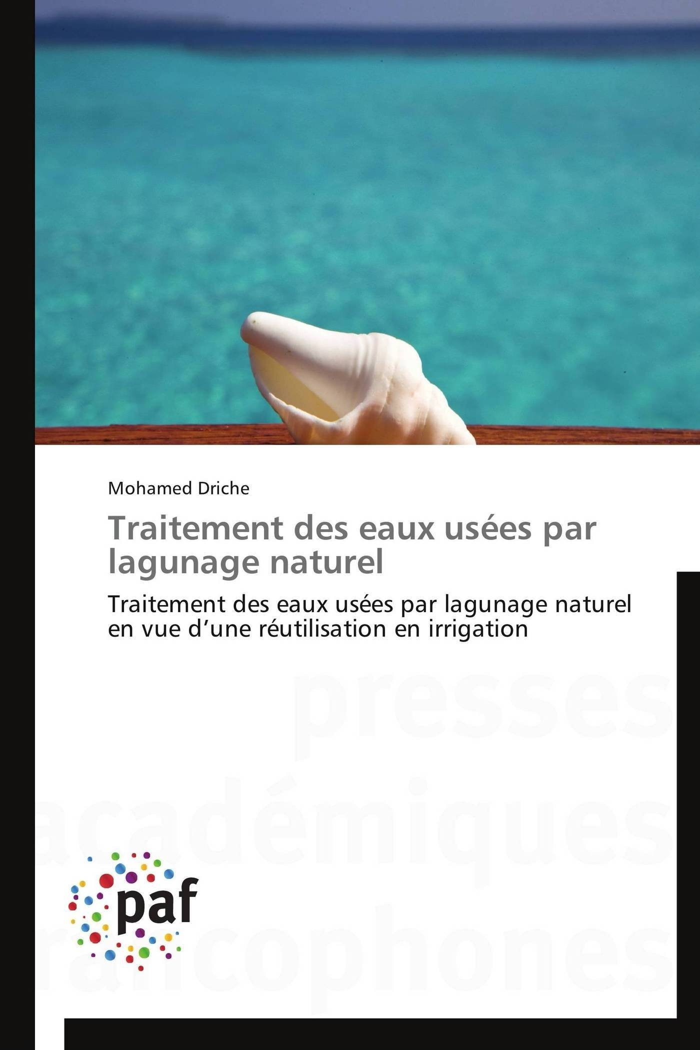 TRAITEMENT DES EAUX USEES PAR LAGUNAGE NATUREL