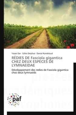 REDIES DE FASCIOLA GIGANTICA CHEZ DEUX ESPECES DE LYMNAEIDAE